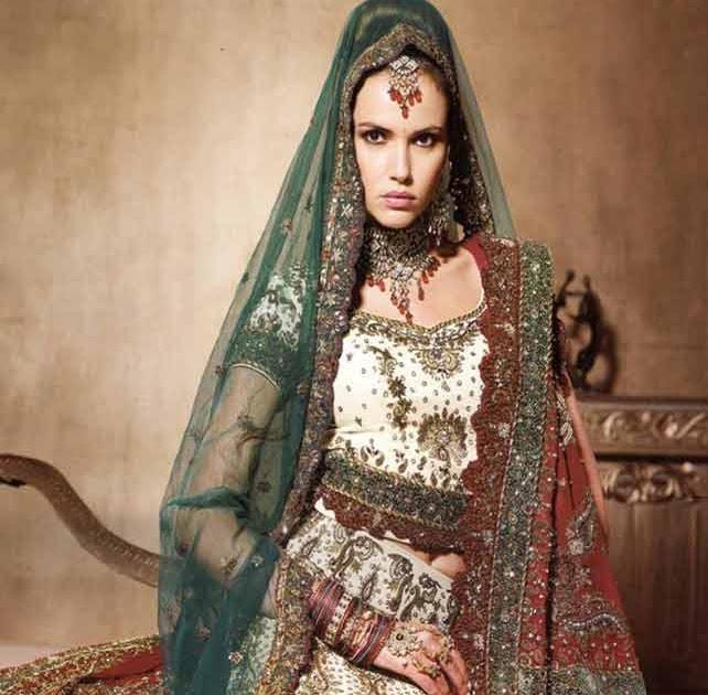 Fashionfastival: Latest Bridal Lehenga Choli