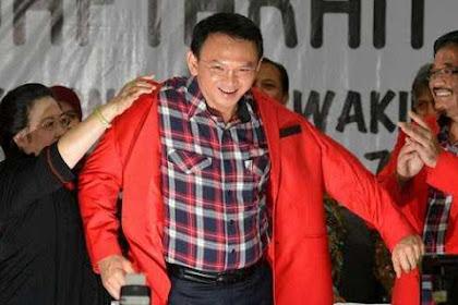 Ahok Di PDIP Berpeluang Pecah Belah Koalisi Jokowi-Maruf