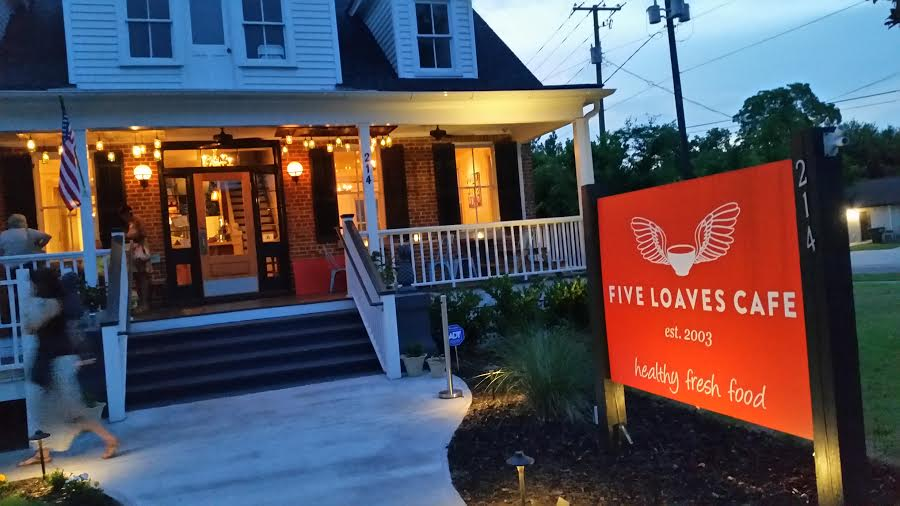 This Summerville Restaurant Should Be Your Dining Destination Five Loaves Cafe
