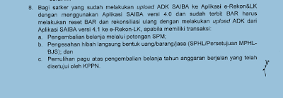 Petunjuk Update Aplikasi SAIBA 4.1