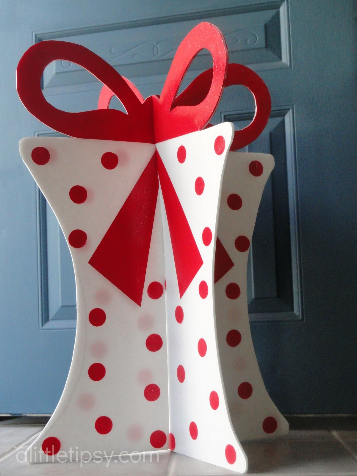 Diy Christmas Decorations For Living Room: DIY Christmas Decorations & Wal-Mart Card GIVEAWAY