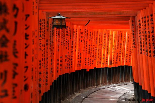 Kuil yang Wajib Dikunjungi di Kyoto #MeisUniqueBlog