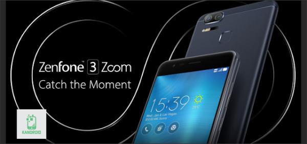 Ces 2017 - Asus lança ZenFone 3 Zoom! Melhor que o Iphone 7 Plus?