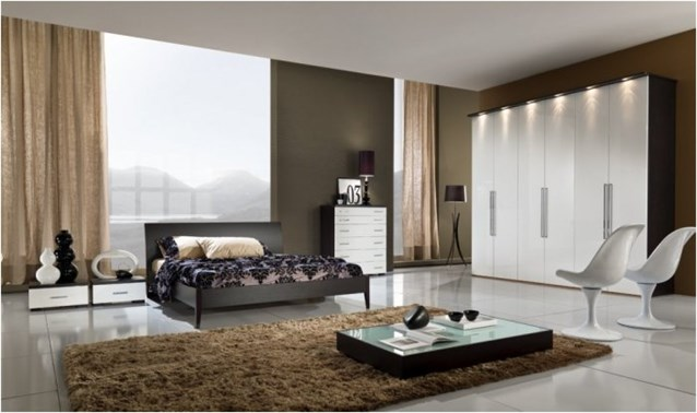 Luxurious Modern Bedrooms 16