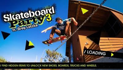 Skateboard Party 3 APK + OBB + Mod Full Download