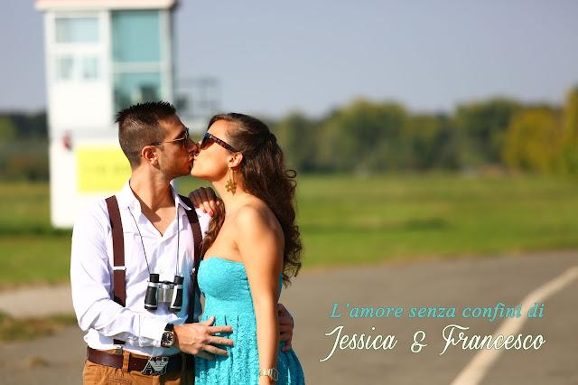 [Engagement] Romantici viaggi vintage per Jessica e Francesco