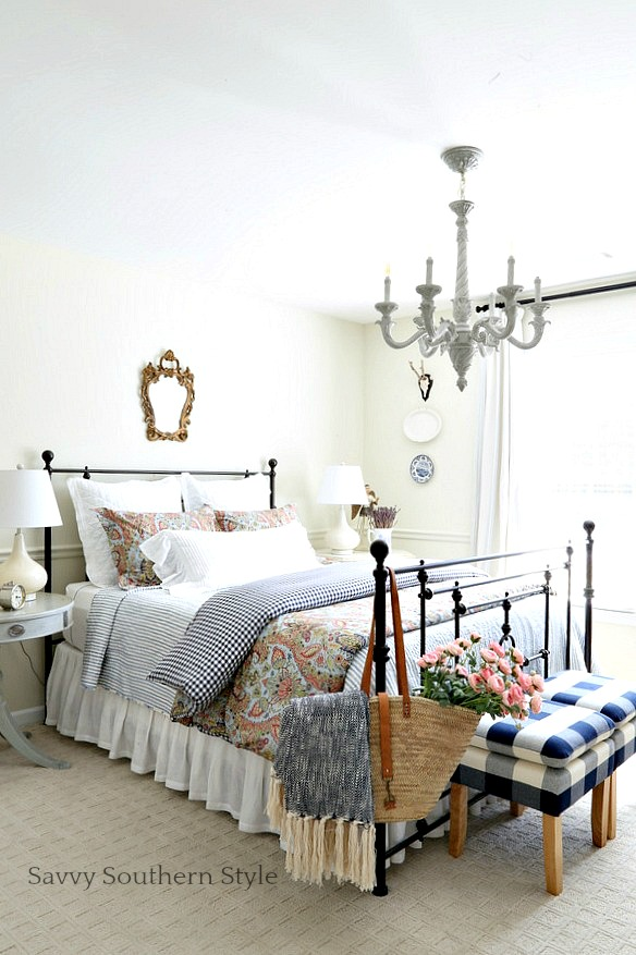 navy pink bedroom savvy southern style navy and pink guest bedroom for 12685