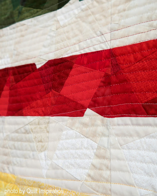 Quilt Inspiration: O Canada ! Canadian Nine Patch quilts