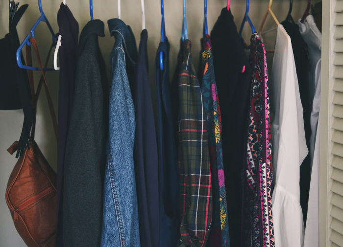 Flying Clubhouse: The Ten Core Pieces of My Wardrobe