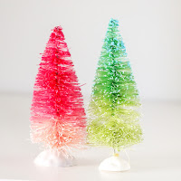 http://www.akailochiclife.com/2015/11/craft-it-ombre-bottle-brush-trees.html