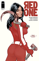 Red One #2 by Xavier Dorison, Terry Dodson, Rachel Dodson, Clayton Cowles