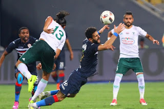 شاهد ملخص وهدف مباراة الزمالك و المصري الجولة 20 من الدوري المصري الممتاز 2018