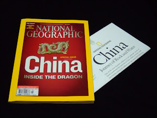 National Geographic Magazine, May 2008