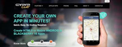 Website Untuk Membuat Aplikasi Tanpa Harus Koding 7