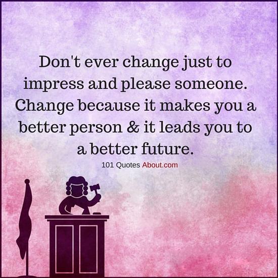 """""""Change Quotes"""""""