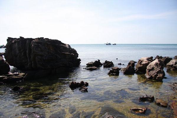 Mũi Gành Dầu Phú Quốc
