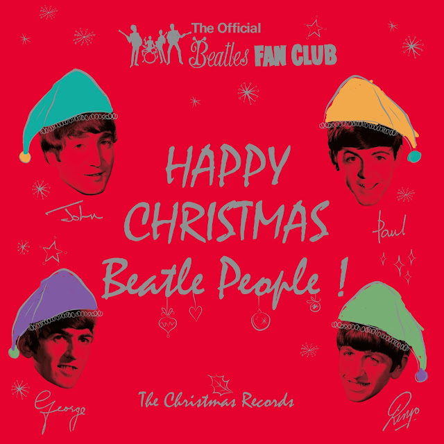 The Beatles: The Christmas Records - Cover Art