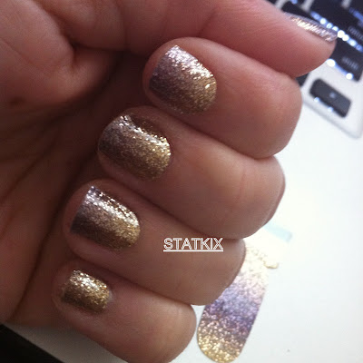 STATKIX - OMBRE NAILS - SEPHORA BY OPI
