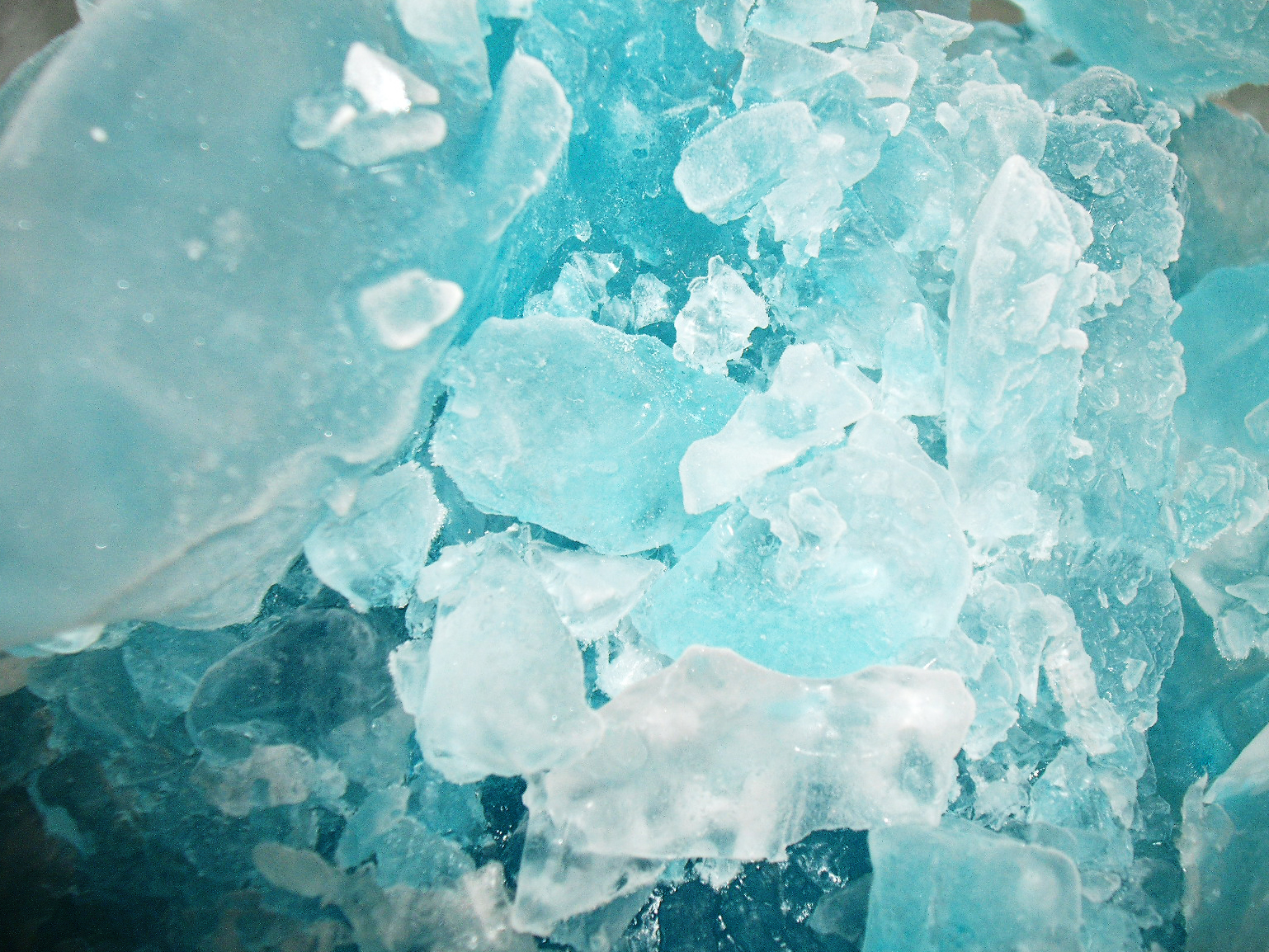 blue ice recipe