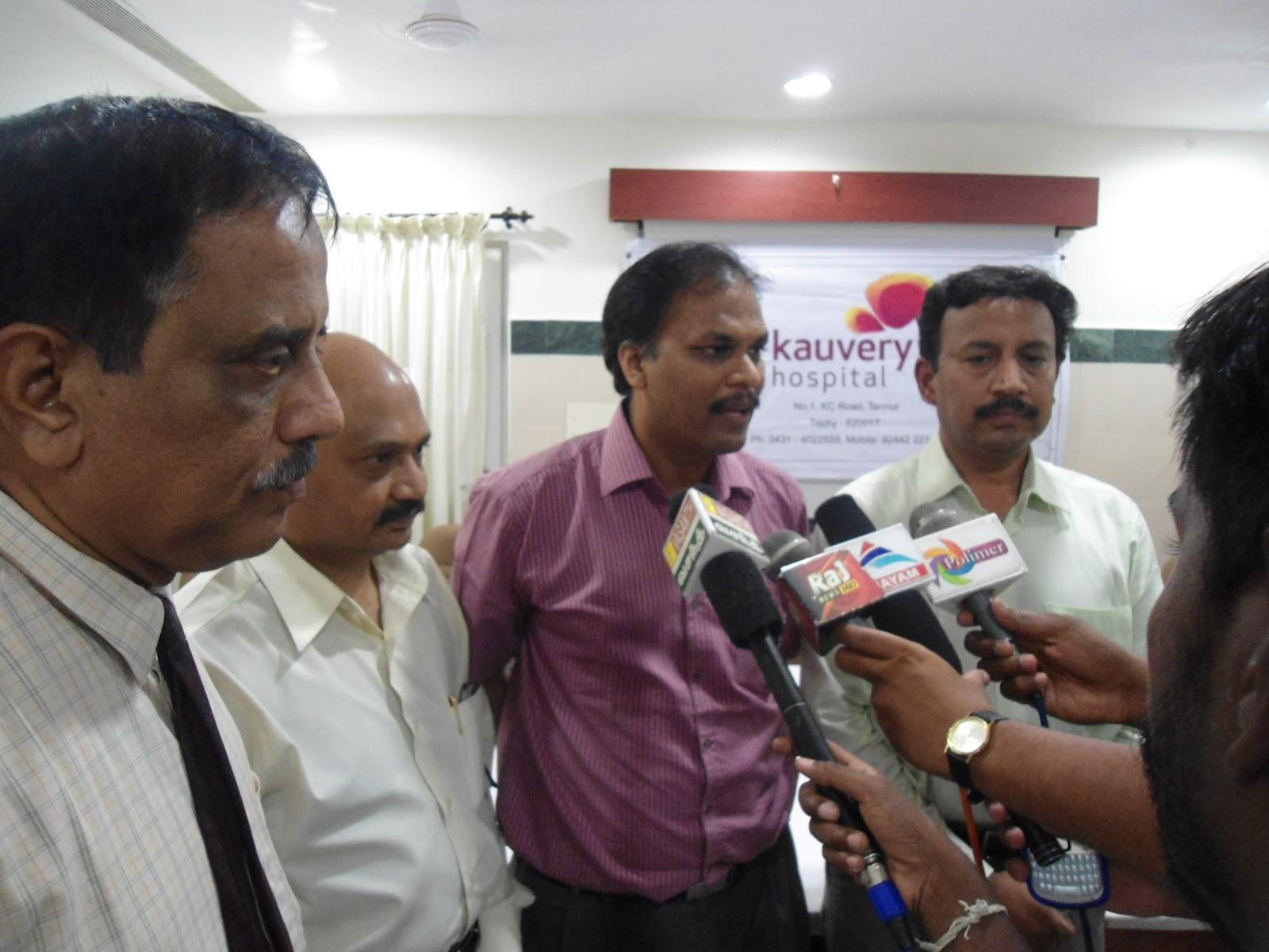 Interventional Cardiology at Kauvery Hospital - ASD and PDA