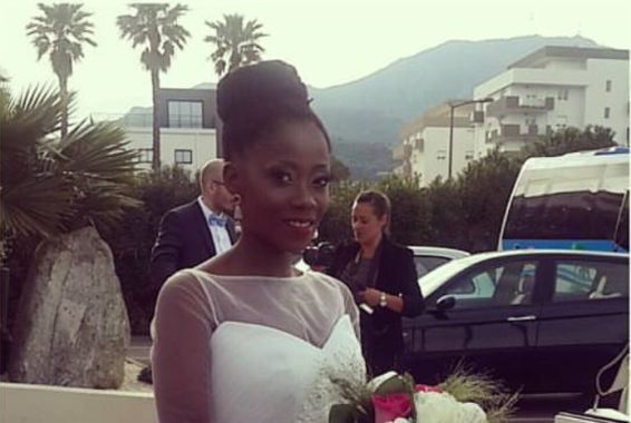 TOSIN BUCKNOR WEDDING PICTURES