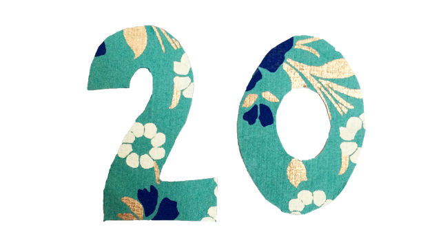 20 Things for 20