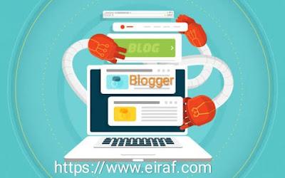كيفية انشاء مدونة علي بلوجر