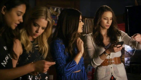 Pretty Little Liars+5x20