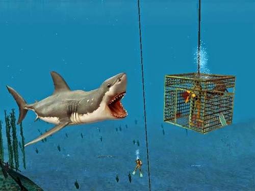 Tiburón videojuego PlayStation