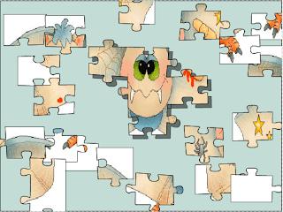 http://www.billybear4kids.com/jigsaw-puzzles/animated/online/HalloweenBat.html