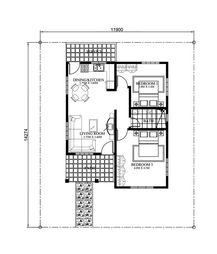 Modern House Design Phd 2015015: THOUGHTSKOTO