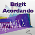 Brigit Acordando - Aquarela #9 (Brigit waking up - Watercolor # 9) - VIDEO