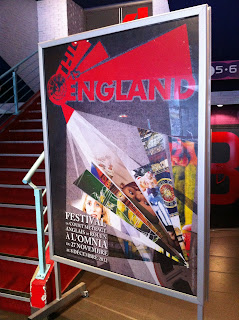 This is England poster, animation festival, Rouen, 2012