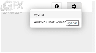 google play store ayarlar
