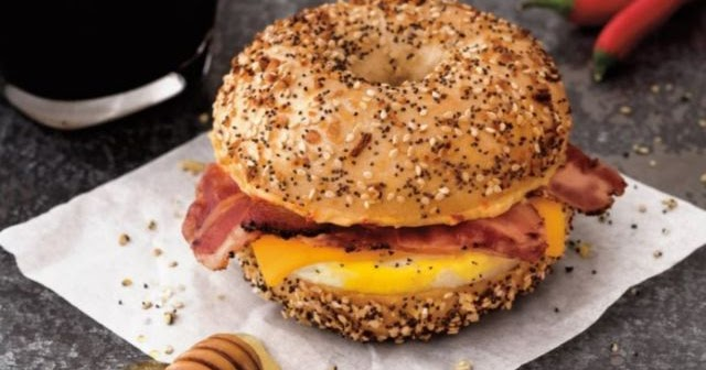 Bruegger S Bagels Puts Together Two New Sweet And Spicy