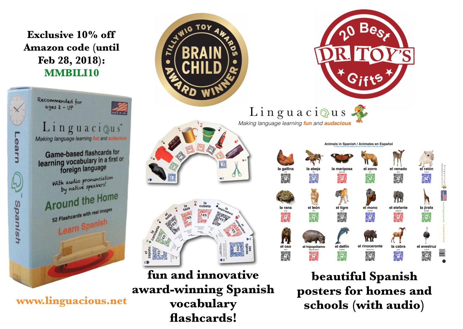 Mm bilingual giveaway coupon code fandeluxe Images