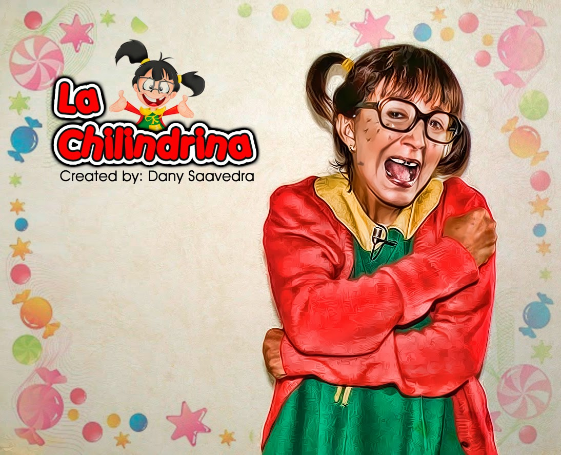 Invitaciónes De La Chilindrina Para Editar Gratis Imagui