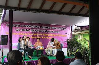 SIARAN PERS LBH APIK JAKARTA :Laporan Tahunan LBH APIK Jakarta 2018