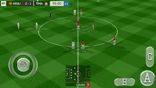 Free Download FTS MOD Fifa 18 Android Graphic HD APK Data OBB Full Transfer