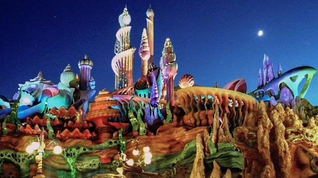 DisneySea Jepang