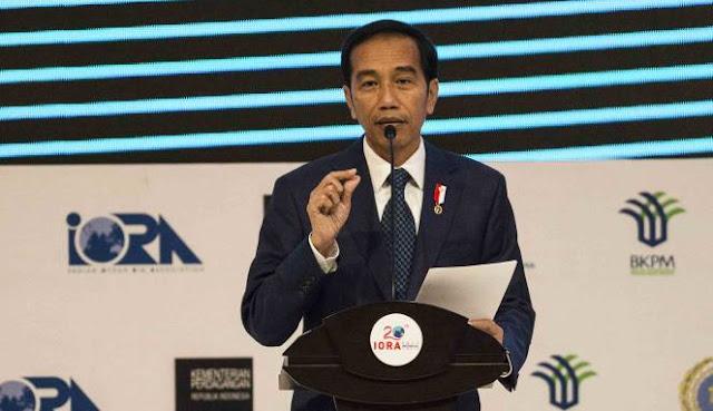 Jokowi Pamer Pemerintah Bisa Ambil Alih Aset Asing, Netizen: Jangan Pencitraan Saja Pak, Rakyat Sudah Susah Karena Jenengan