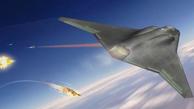 EE.UU. prueba con éxito un láser de combate que derriba misiles