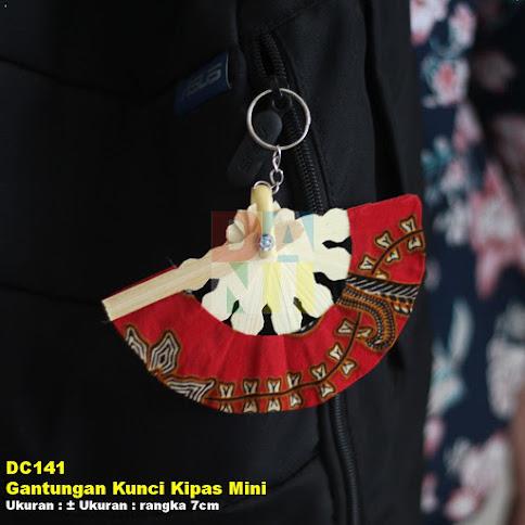 Gantungan Kunci Kipas Mini