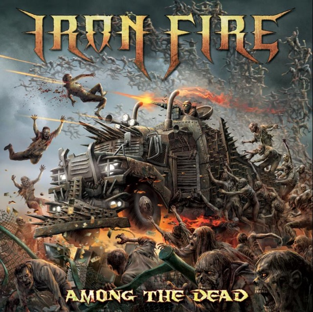 Iron Fire – Among the Dead (2016)