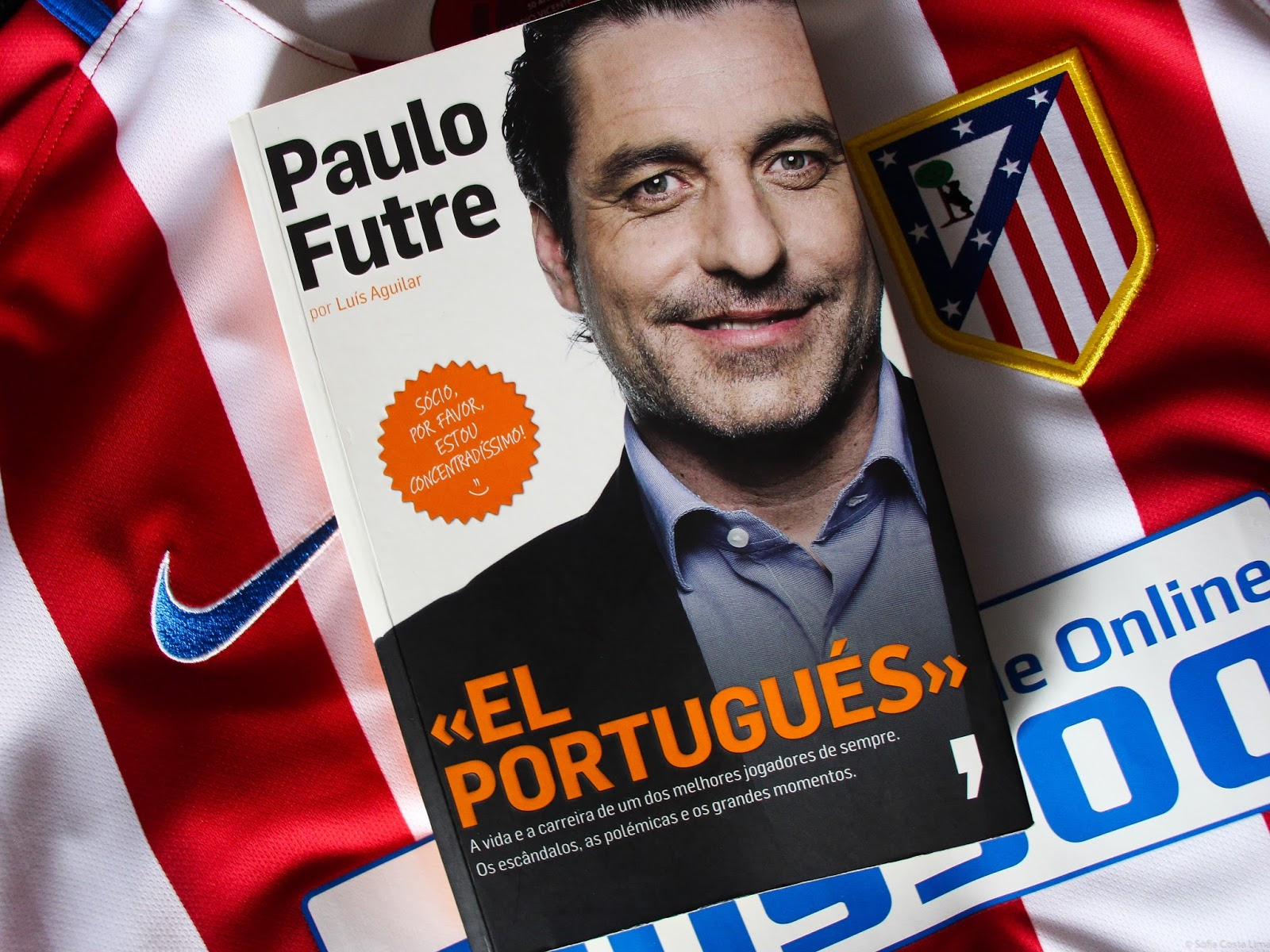 el portugués - paulo futre