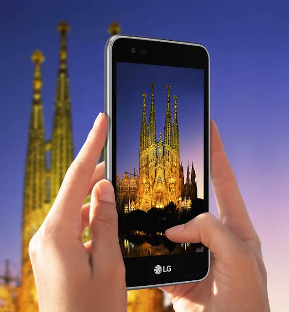 سعر ومواصفات الهاتف LG K7i  بالصور والفيديو