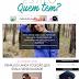 Layout para blogger é na Cute Design