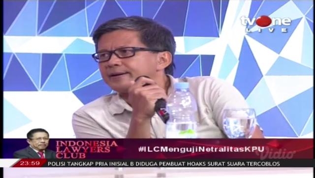 Rocky Gerung: Serangan Buzzer Pendukung Jokowi Petanda Elektabilitas Petahana Menurun