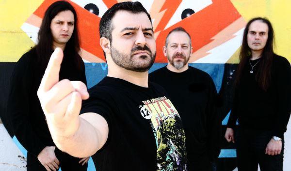 ACID DEATH: Όλα τα albums τους σε κανονική διανομή