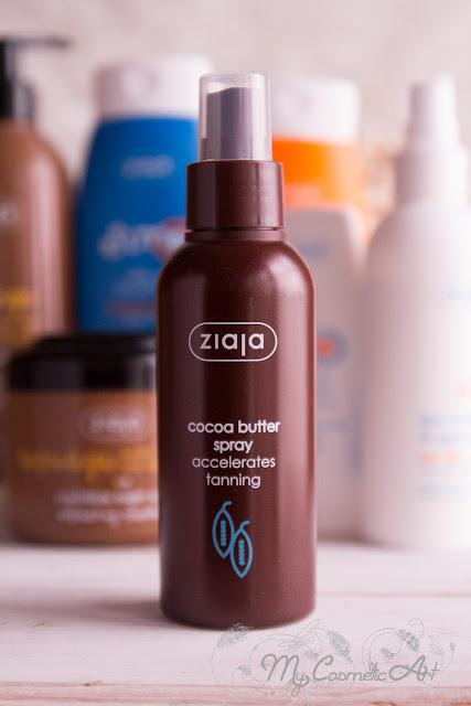 Preparando la piel para el verano con Ziaja. A lucir bronceado de forma saludable.